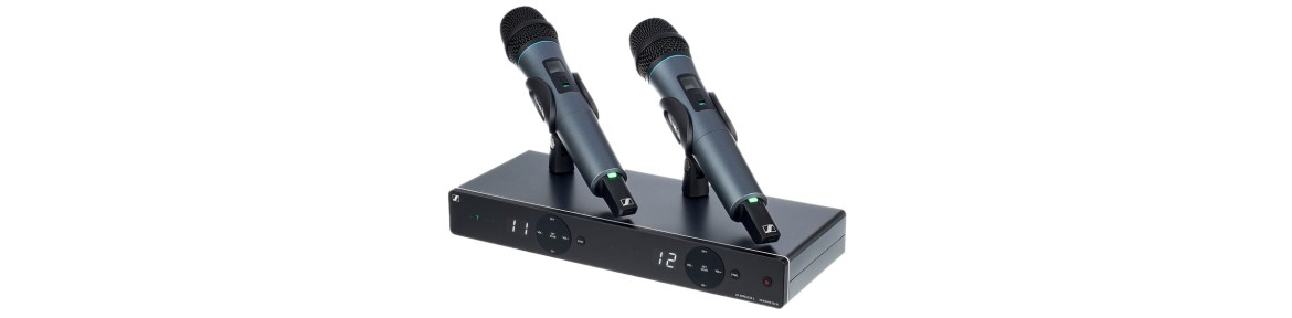 Wireless Microphone - Audiotecnica.eu