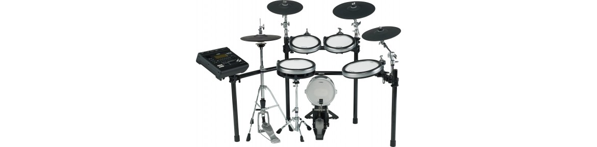 E-Drums Set - Audiotecnica.eu
