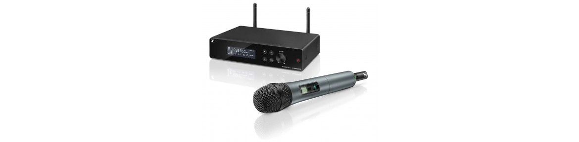 Handheld Wireless Microphones - Audiotecnica.eu