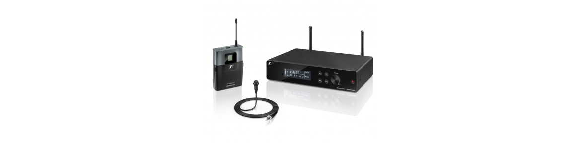 Lavalier Wireless Microphones - Audiotecnica.eu