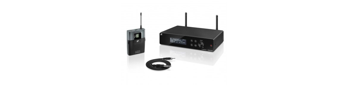 Instruments Wireless System - Audiotecnica.eu