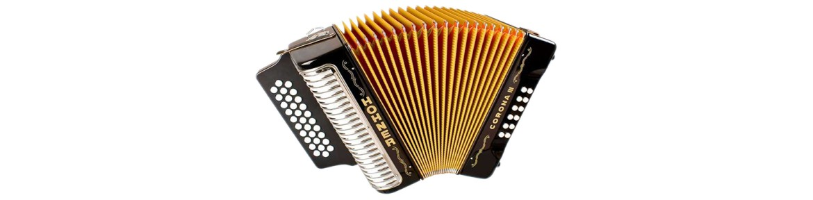 Buttons Accordions