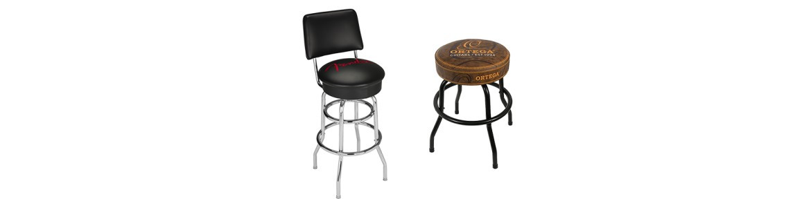 Guitars Stools and Benches